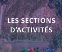 sectionsactivités